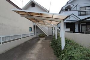 所沢市で解体予定の建物2