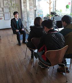 KBS放送取材対応