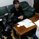 朝の情報番組『いっぷく(TBS)』の取材に対応しました。