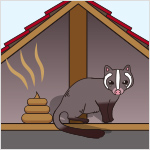 動物のふん尿その他の汚物の放置により臭気が発生し、地域住民の日常生活に支障を及ぼしている