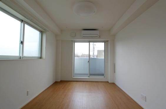 単身者用のマンションになりました