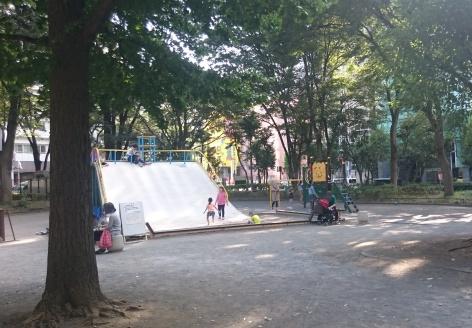 新宿中央公園の写真②