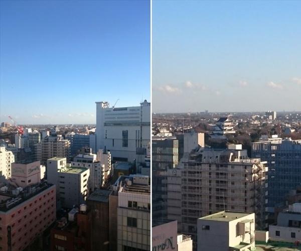 千葉商工会議所からの写真