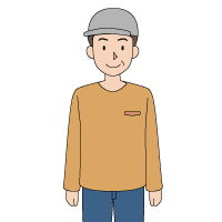 空き家の管理を始める前に 服装