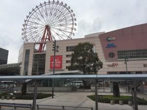 鹿児島駅前