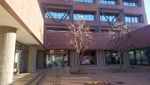 毛呂山町役場の写真2