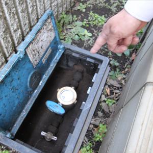 水道電気メーター
