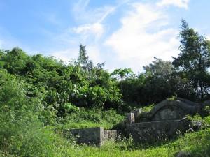 宮古島の墓