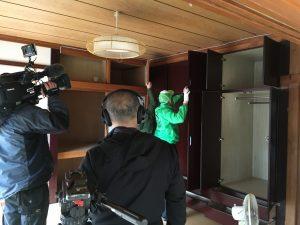 空き家管理_TV取材